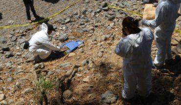 Tres cadáveres putrefactos son hallados en la zona de la Presa de Infiernillo
