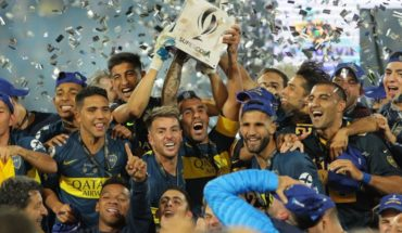 AFA published the dates of the Argentine Super Cup and the final of the Argentine Cup