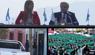 Alberto F. and his plan of alternative capitals, commando coup in La Plata, unpunishable abortion in Córdoba, Lagarde on the crisis and more...