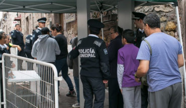 All ready in terms of security for festivities of the Natalicio de Morelos, says morelia town hall