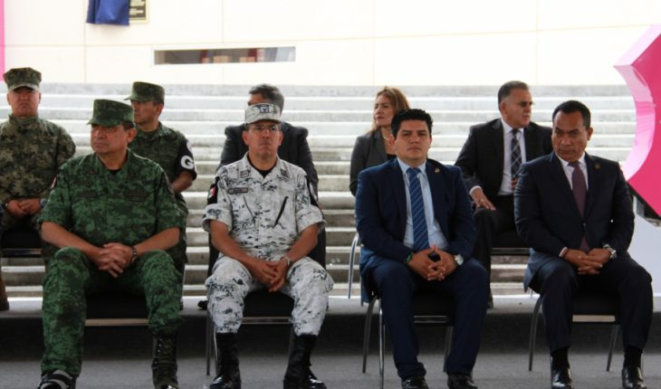 Antonio Madríz says the Legislative Power is committed to the security of Michoacán
