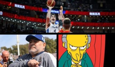 Argentina runner-up basketball champion; defeat for Gymnastics in Maradona's debut; Macri in Salta and Alberto Fernández in Córdoba; Burns complies; And more...