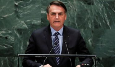 "Bolsonaro said at the UN that the Amazon ""is not a world heritage site"""