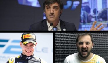 Bullrich denied a risk of default, Pilot Anthoine Hubert, Scrache a Brancatelli in Miami, Deadly Attack in France and more...