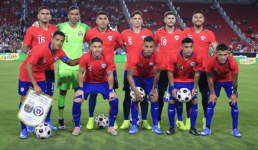 Captained by Alexis and with Bravo in the bow the Red equalled goalless with Argentina