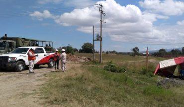 Clandestine takeover leaves 6 Pemex workers injured in Puebla