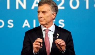 Climate change: Mauricio Macri outlines government-driven policies