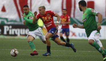 Copa Chile: U. Española took advantage over Audax in an intense match for the quarter-finals
