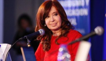 "Cristina Kirchner criticized Macri: ""You can't punish people"""