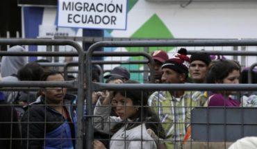 Ecuador, Peru and Chile coordinate to face Venezuelan migration