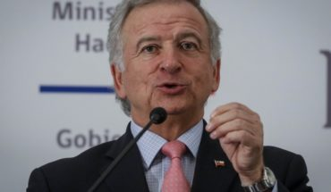 Felipe Larraín is optimistic and forecasts growth above 3% during the second half of the year