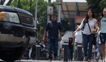 Government reports casualty on road casualties and accidents in CDMX