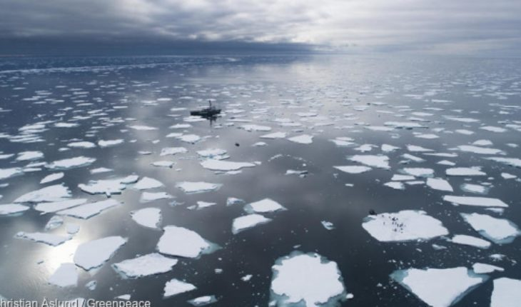 """Greenpeace to new IPCC report: """"It's a last call out to deal with the climate crisis"""""""