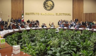INE extends the period for its commissioners until 2020