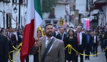 """""""I'm proud to be Mexican"""": Victor Báez Ceja"""