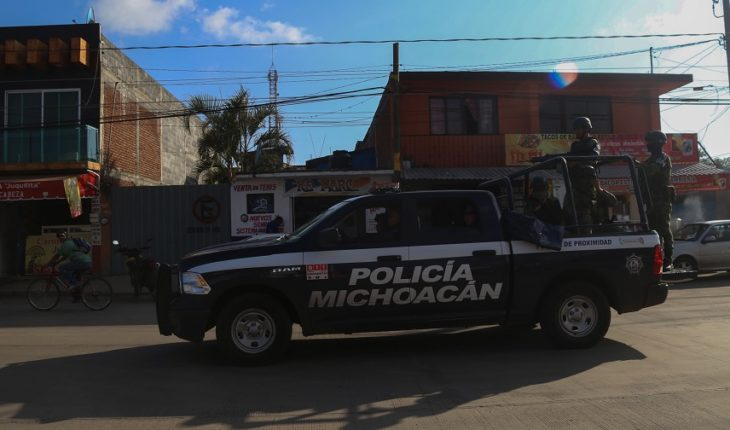 Insecurity cancels homeland parties in Michoacán municipalities