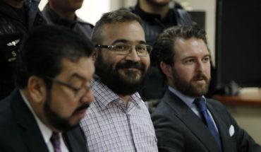 Judge suspends Javier Duarte's 9 years in prison
