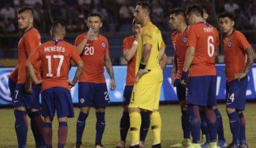 La Roja fell 2-1 with Honduras