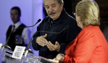 Lula da Silva also criticized Bolsonaro for words against Bachelet