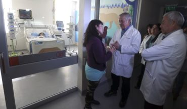Mañalich made a new call for more Chileans to commit to organ donation