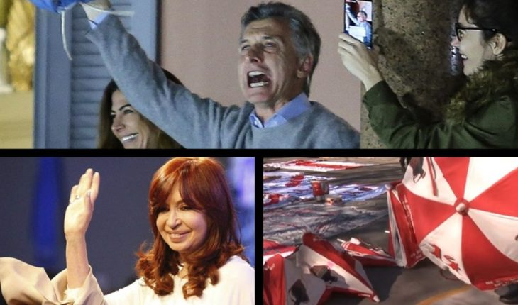 Macri called a march, Cristina thanked those who accompanied her in La Matanza, stopped River bars and much more...