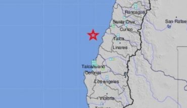 Magnitude 6.6 earthquake shook central and southern Chile