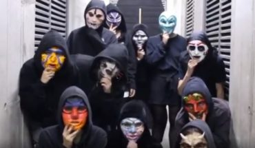 Masks against summary: UDP students will not depose feminist take