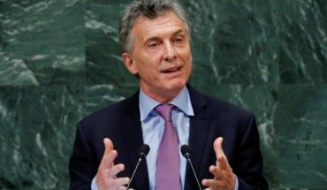 Mauricio Macri at the UN: I met the official agenda of the President