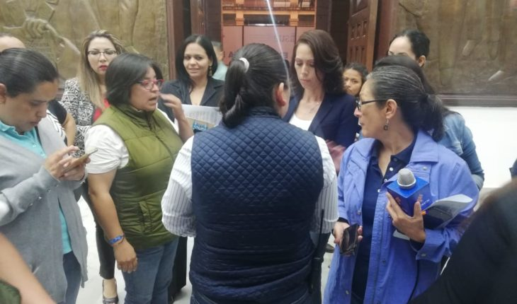 Michoacán Congress denies admission to reporters