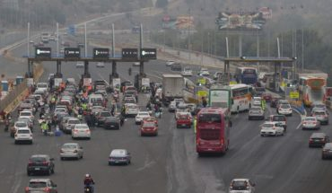 More than 140,000 vehicles are expected to return this Sunday