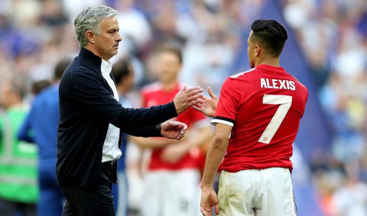 Mourinho made Alexis Sanchez's passage through United and made harsh self-criticism