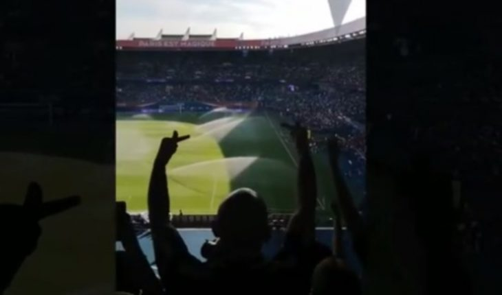 Neymar was booed by PSG fans on his return to Princes' Park