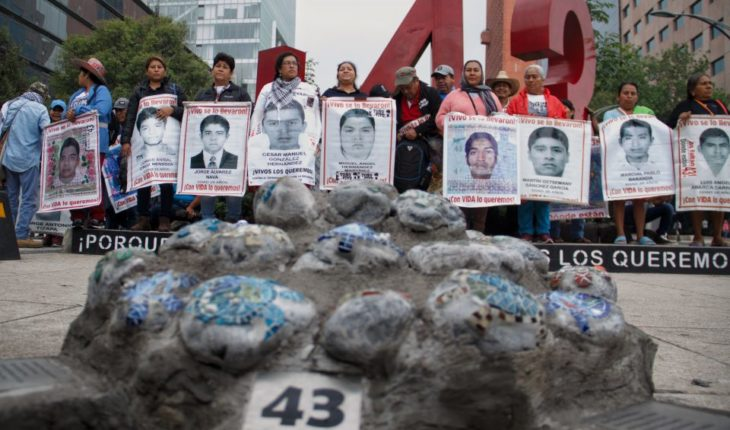Officials and judges will be investigated by Ayotzinapa case