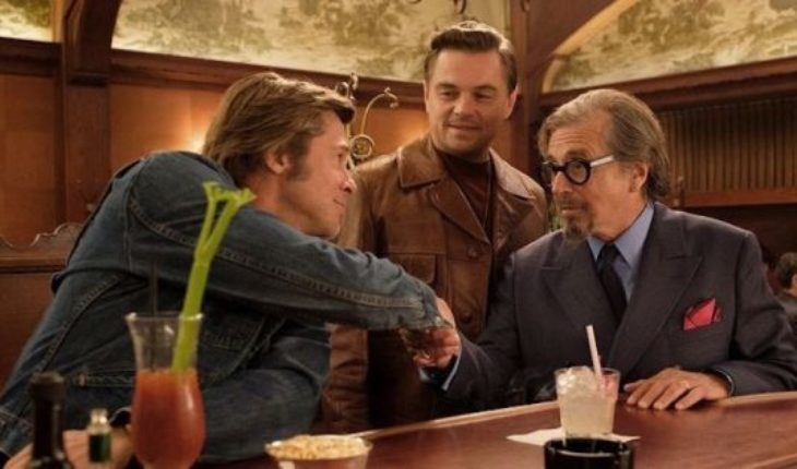 """""""Once Upon a Time in Hollywood,"""" he promises, but the result is sadder than anything else"""