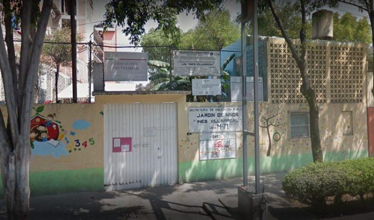 Parents accuse CDMX kindergarten abuse