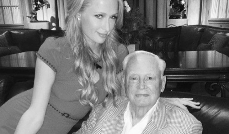 Paris Hilton's grandfather dies at 91