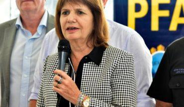 Patricia Bullrich responded to Sergio Maldonado over Santiago's death