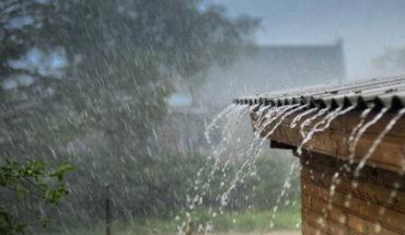 Rain sprees are expected in areas of Sinaloa, Durango, Tamaulipas, Veracruz, Oaxaca and Chiapas