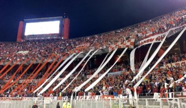 River published tickets for the first Superclassic by Copa Libertadores with duplicate values