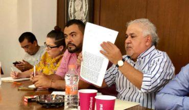 SUEUM extension strike site: Eduardo Tena Favor reported