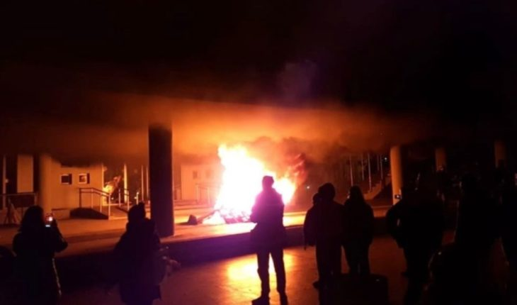 Tension grows in Chubut after the death of 2 teachers returning from a march