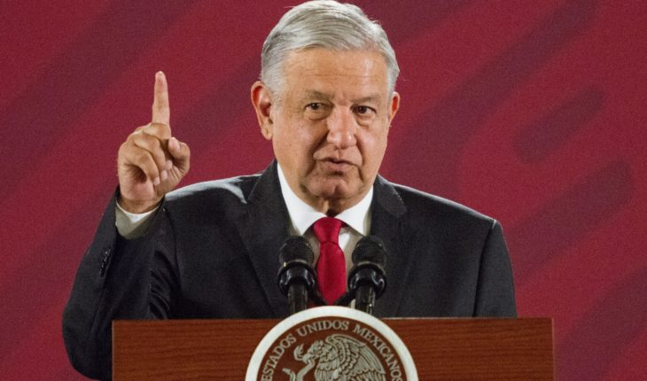 The disappearance of powers should not be used as political revenge: AMLO