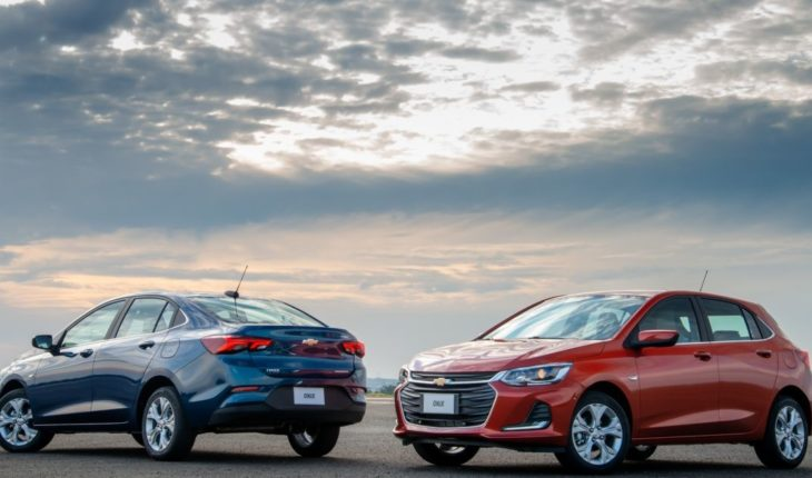 The new Chevrolet Onix family: more security and connectivity