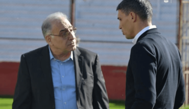 """The president of Huracán on the return of Eduardo Domínguez: """"You have to align the planets"""""""