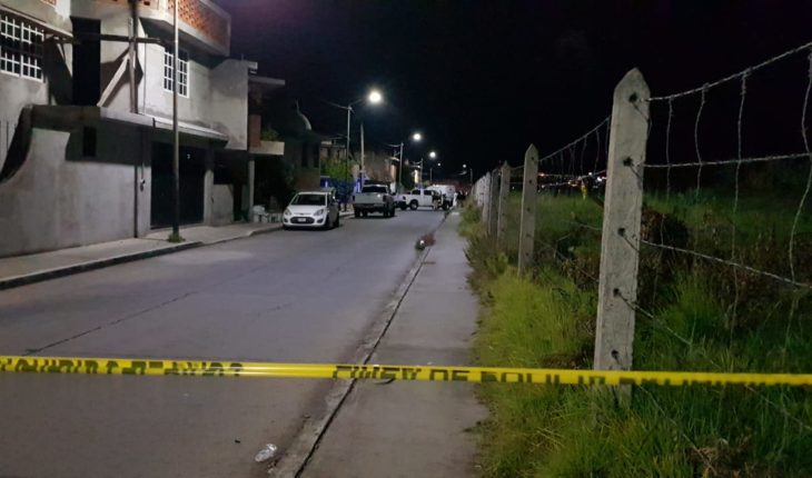 They find the body of a dismembered and bagged man south of Morelia