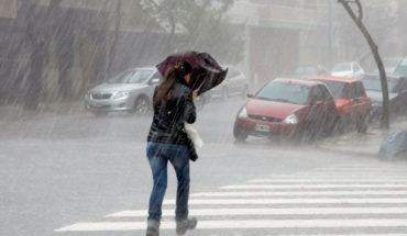 Torrential rains are forecast in areas of Tamaulipas and Veracruz