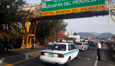 Uruapan is Mexico's most insecure municipality, according to Massive Caller