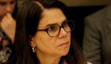 """Ximena Ossandón (RN): """"If children are first in line I do not understand how the Path reaches agreements with Delivery companies"""""""