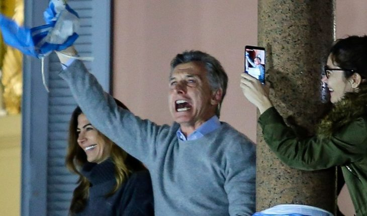 """""""Yes you can"""": Macri relaunched the call for the march to go for re-election"""