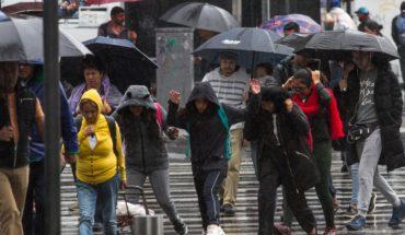 ¡Prepárate! El frente frío 8 provocará lluvias y bajas temperaturas
